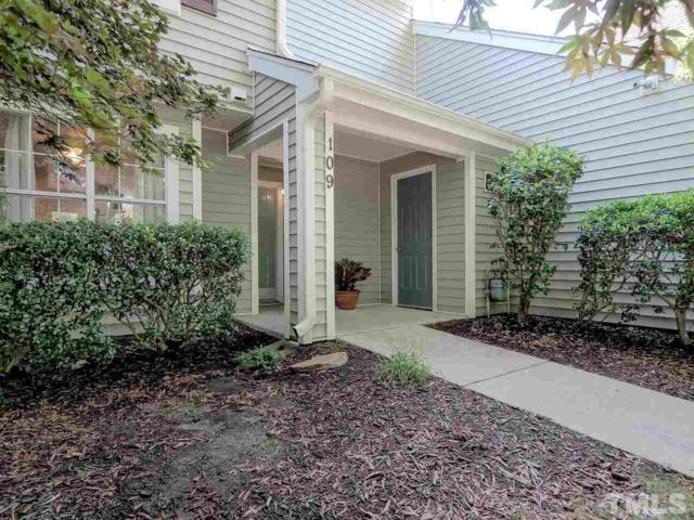 109 Sir Richard Lane, Chapel Hill, NC 27517 (#2271488) :: Dogwood Properties