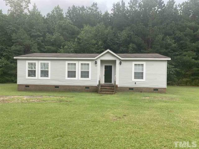 7837 Tedder Road, Lucama, NC 27851 (#2271506) :: Marti Hampton Team - Re/Max One Realty
