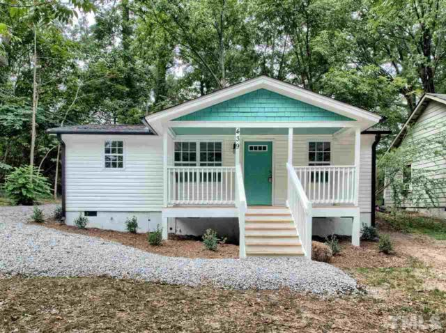 439 E Stallings Street, Clayton, NC 27520 (#2271523) :: Morgan Womble Group