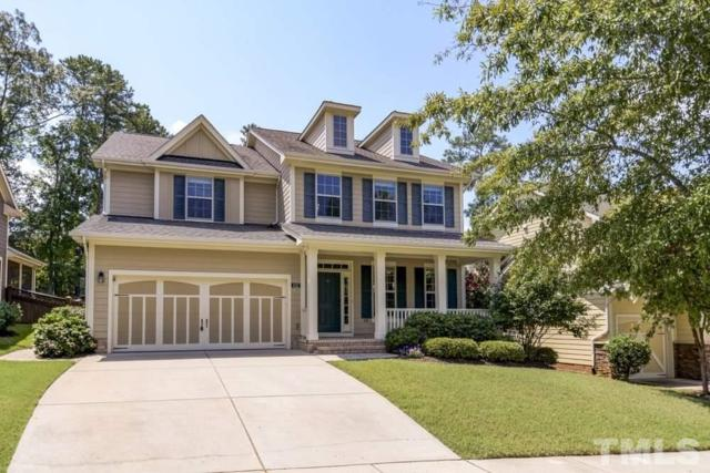 632 Ancient Oaks Drive, Holly Springs, NC 27540 (#2271630) :: Marti Hampton Team - Re/Max One Realty