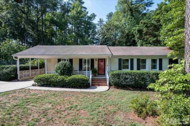 509 Currituck Drive, Raleigh, NC 27609 (#2271700) :: Raleigh Cary Realty