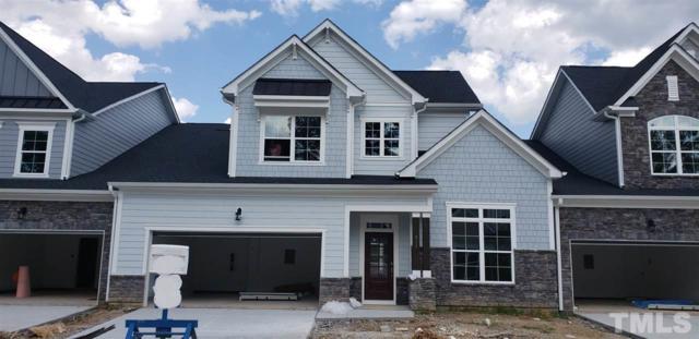811 Mcginn Manor Lane #14, Cary, NC 27519 (#2271865) :: Raleigh Cary Realty