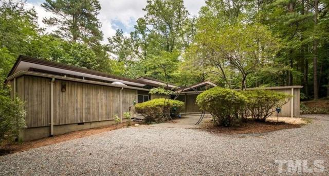 1704 Curtis Road, Chapel Hill, NC 27514 (#2271994) :: Morgan Womble Group