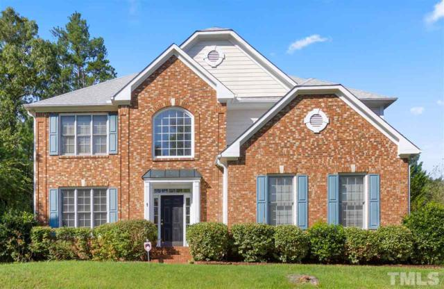 1 Eagle Ridge Court, Durham, NC 27713 (#2272025) :: Marti Hampton Team - Re/Max One Realty