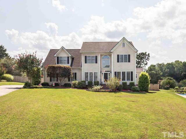 5400 Blowing Field Circle, Knightdale, NC 27545 (#2272059) :: The Perry Group