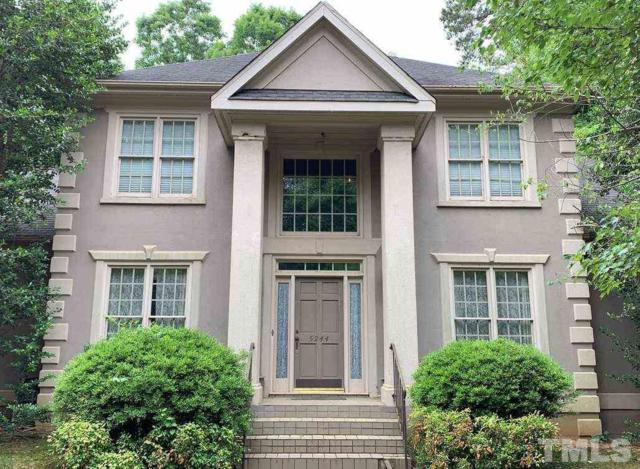 5244 Lake Edge Drive, Holly Springs, NC 27540 (#2272173) :: Raleigh Cary Realty