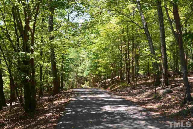 Lot 63 Wolf Hollow Lane, Pittsboro, NC 27312 (#2272215) :: The Results Team, LLC