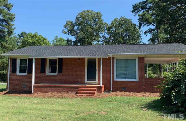 4874 Old Us 1 Road, New Hill, NC 27562 (#2272273) :: M&J Realty Group