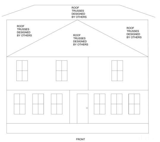 2116 E Main Street Rear Duplex, Durham, NC 27703 (#2272275) :: The Results Team, LLC