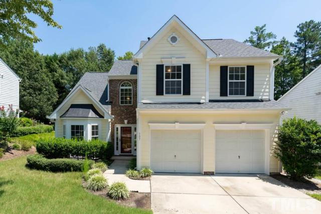 107 Brierridge Drive, Apex, NC 27502 (#2272283) :: Morgan Womble Group