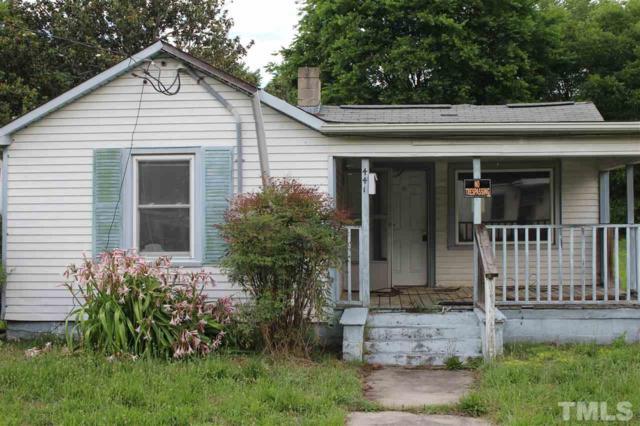 441 Cedar Street, Henderson, NC 27536 (#2272300) :: The Results Team, LLC