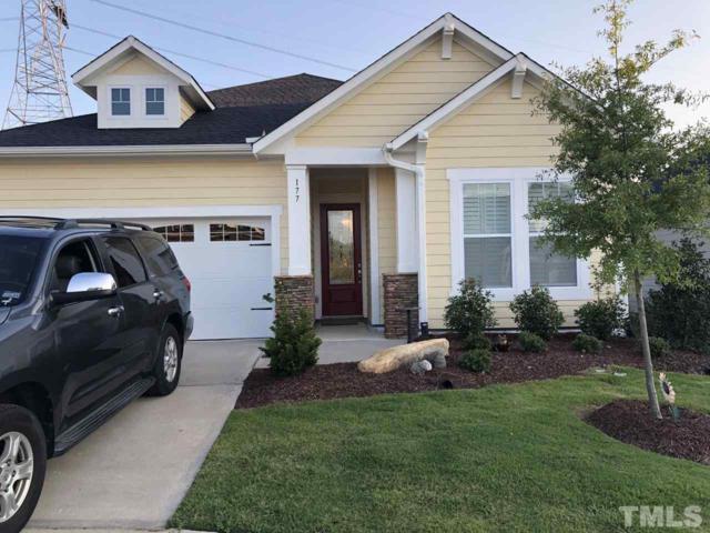 177 Abercorn Circle, Chapel Hill, NC 27516 (#2272313) :: Marti Hampton Team - Re/Max One Realty