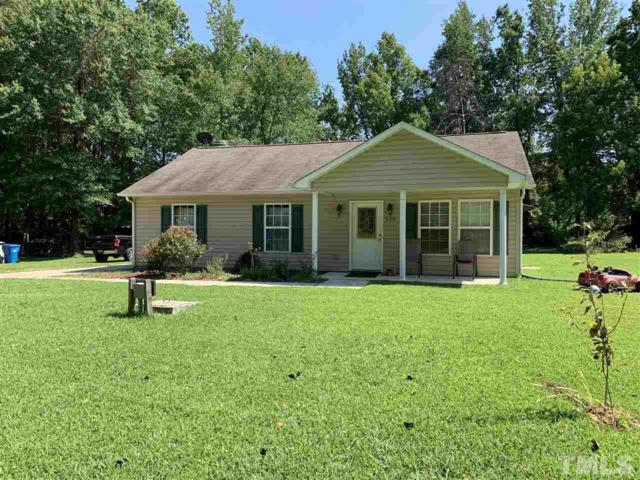 558 E Kime Avenue, Liberty, NC 27298 (#2272521) :: Morgan Womble Group