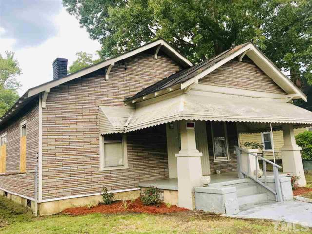 819 E Holly Street, Rocky Mount, NC 27801 (#2272593) :: The Perry Group