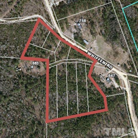 Whiffen Road, Cameron, NC 28326 (#2272594) :: The Jim Allen Group