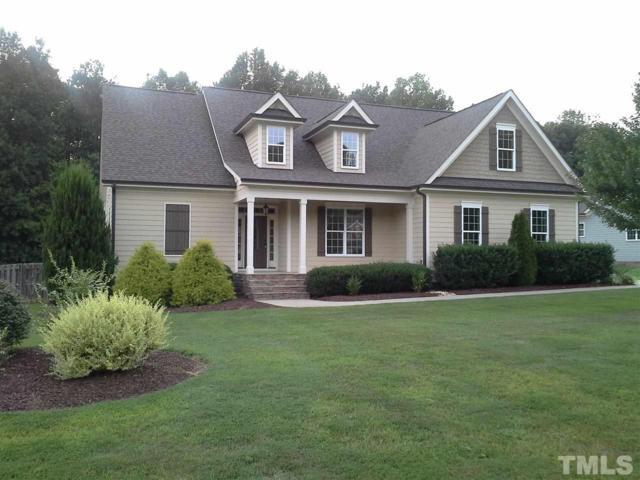 1709 Creekview Drive, Franklinton, NC 27525 (#2272640) :: The Jim Allen Group