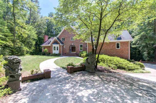 309 Homestead Drive, Cary, NC 27513 (#2272648) :: Raleigh Cary Realty