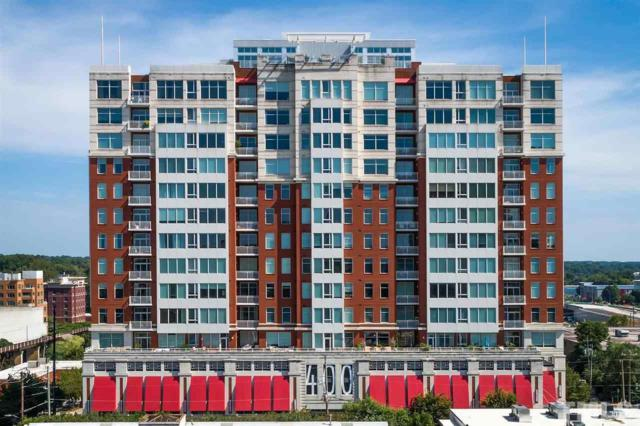 400 W North Street #1122, Raleigh, NC 27603 (#2272700) :: The Amy Pomerantz Group