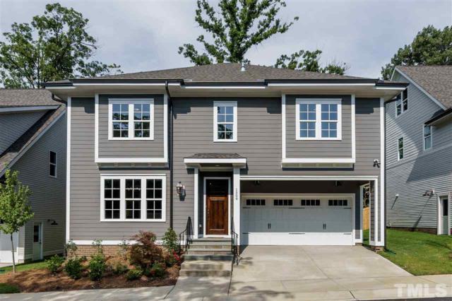 1309 Pecora Lane, Raleigh, NC 27608 (MLS #2272710) :: The Oceanaire Realty