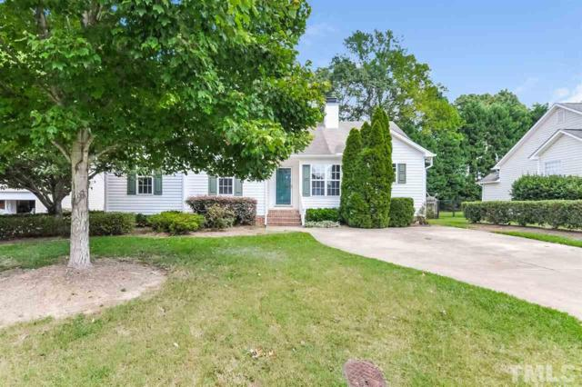 401 Waterford Drive, Clayton, NC 27520 (#2272791) :: M&J Realty Group