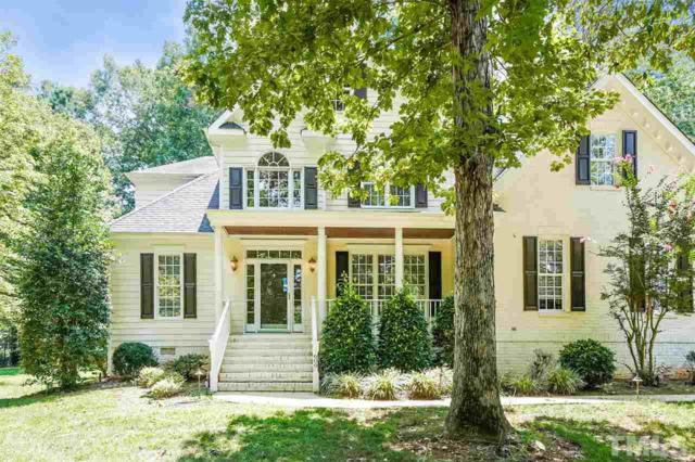 609 Crossway Lane, Holly Springs, NC 27540 (#2272811) :: Raleigh Cary Realty