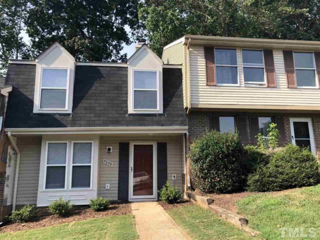 4208 Sterlingworth Drive, Raleigh, NC 27606 (#2272826) :: Dogwood Properties