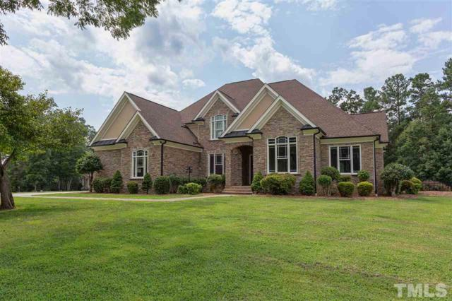 1007 Canterbury Court, Youngsville, NC 27596 (#2272835) :: Morgan Womble Group