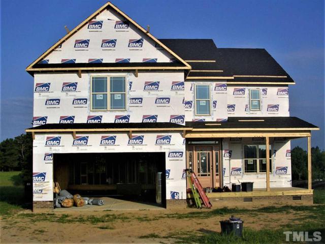 22 Lassiter Hills Drive #20, Four Oaks, NC 27524 (#2272878) :: Rachel Kendall Team