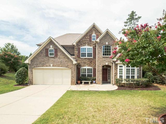 109 Holly Glen Court, Holly Springs, NC 27540 (#2272905) :: Raleigh Cary Realty