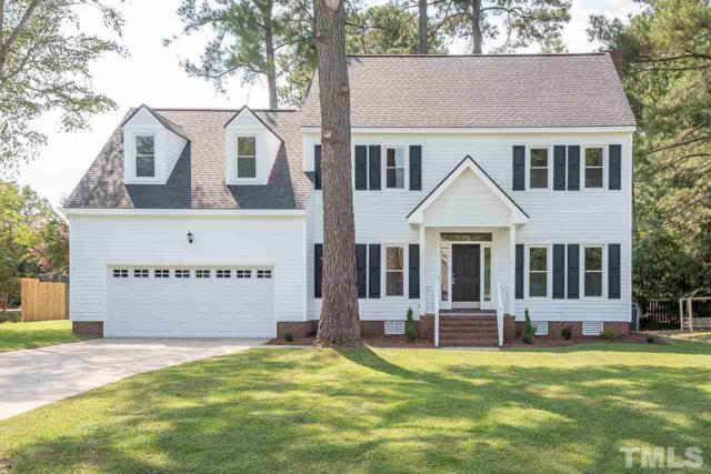 242 N Marion Drive, Goldsboro, NC 27530 (#2272935) :: Dogwood Properties