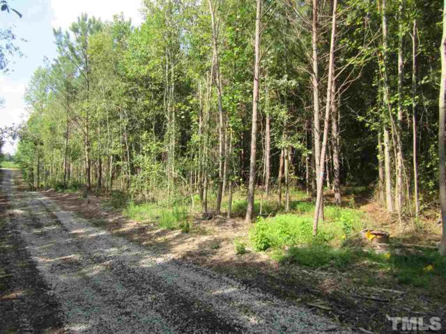 Tract 9 Earpsboro Chamblee Road, Wendell, NC 27591 (#2273022) :: The Jim Allen Group