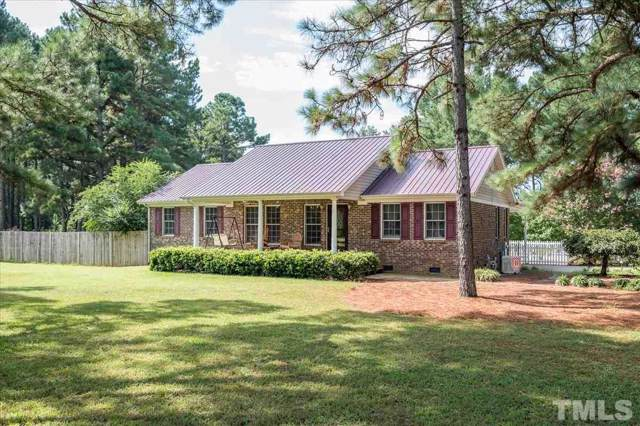 11915 Anderson Road, Spring Hope, NC 27882 (#2273212) :: The Jim Allen Group