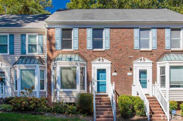 302 Beechtree Drive, Cary, NC 27513 (#2273473) :: M&J Realty Group