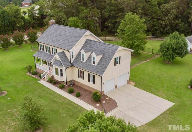 101 Pine Needle Drive, Angier, NC 27501 (#2274282) :: Morgan Womble Group