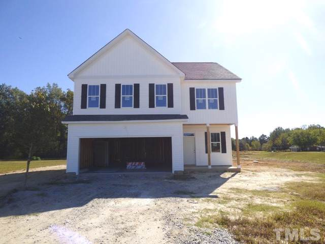 10 South Hall Drive, Youngsville, NC 27596 (#2274460) :: Rachel Kendall Team