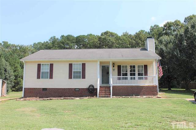30 Raybon Place, Youngsville, NC 27596 (#2274985) :: M&J Realty Group