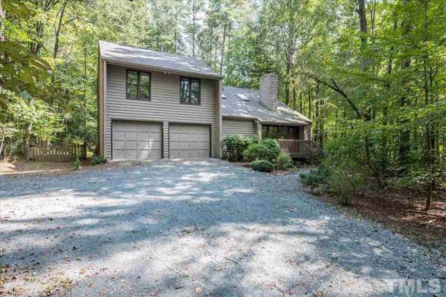 1420 Gray Bluff Trail, Chapel Hill, NC 27517 (#2275303) :: The Perry Group