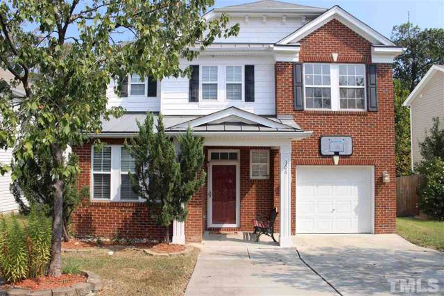 306 Knightwood Drive, Durham, NC 27703 (#2275388) :: RE/MAX Real Estate Service