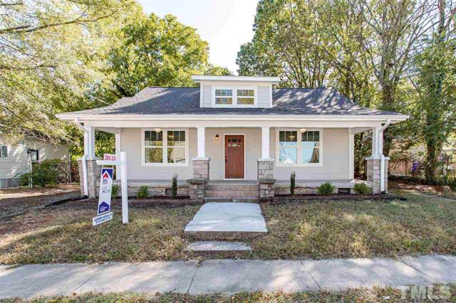 504 Dowd Street, Durham, NC 27701 (#2275547) :: The Amy Pomerantz Group