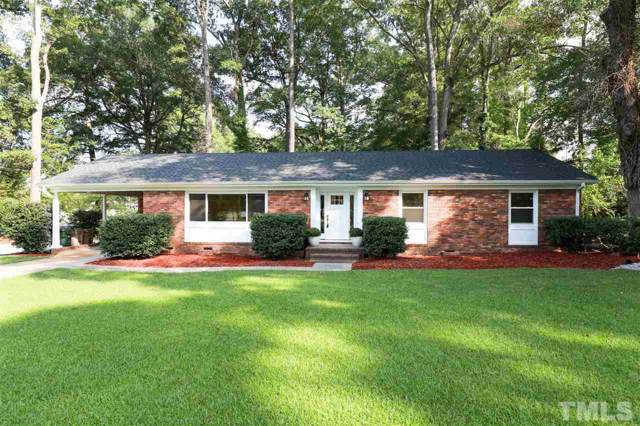 802 Vandora Avenue, Garner, NC 27529 (#2275941) :: Morgan Womble Group