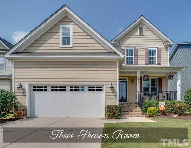 5312 Maplechase Lane, Apex, NC 27539 (#2276507) :: Morgan Womble Group
