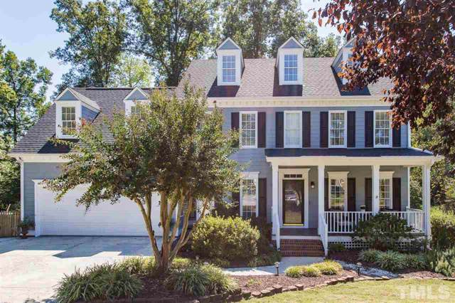 104 Buckhaven Court, Apex, NC 27502 (#2276545) :: The Perry Group
