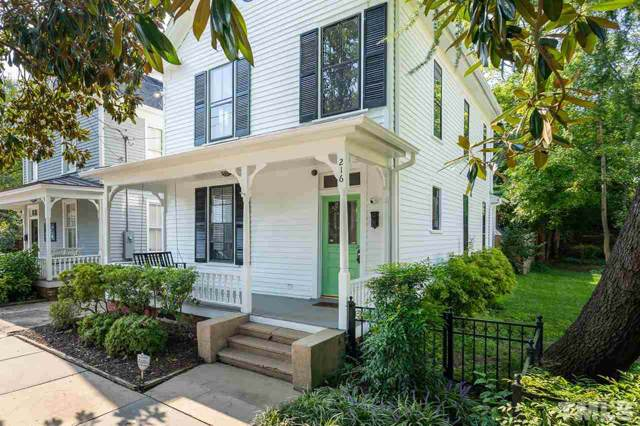 216 Pace Street, Raleigh, NC 27604 (#2276558) :: Morgan Womble Group