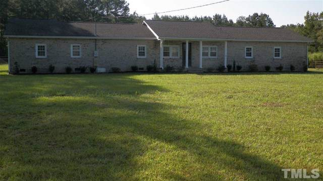 3010 Shoeheel Road, Kenly, NC 27542 (#2276565) :: Dogwood Properties
