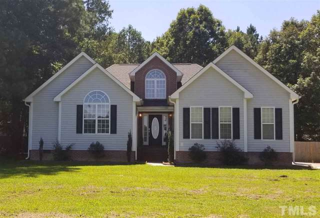 45 King Charles Drive, Youngsville, NC 27596 (#2276603) :: Spotlight Realty