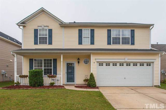 420 Cline Falls Drive, Holly Springs, NC 27540 (#2276684) :: The Results Team, LLC