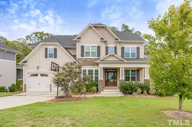 4571 Brighton Ridge Drive, Apex, NC 27539 (#2276912) :: Rachel Kendall Team
