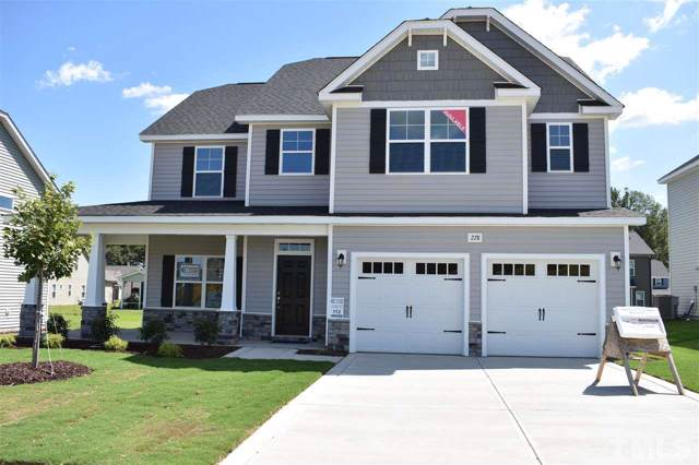 228 Gordon Park Boulevard, Clayton, NC 27527 (#2277099) :: Marti Hampton Team - Re/Max One Realty