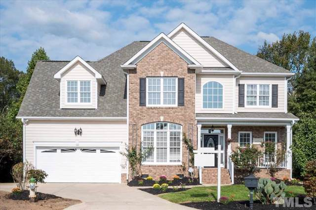 720 Richland Bluff Court, Wake Forest, NC 27587 (#2277128) :: Sara Kate Homes