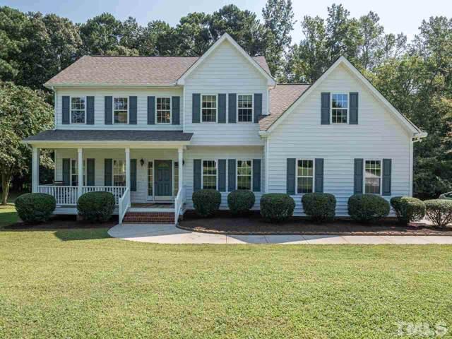 85 Ballinger Drive, Youngsville, NC 27596 (#2277221) :: The Jim Allen Group